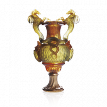 Amber Stanislas Urn Height 87 Cm | Gracious Style