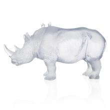 Jean-François Leroy White Rhinoceros J.F Leroy Length 43 Cm | Gracious Style