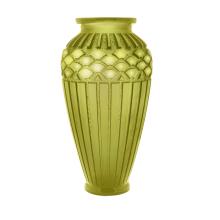 Rhythms Large Green Olive Vase Height 51 Cm | Gracious Style