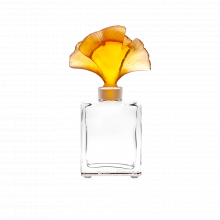 Ginkgo Amber Bottle Of Perfume Height 12 Cm 30 Ml | Gracious Style