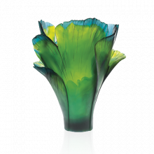 Ginkgo Green Magnum Vase Height 52 Cm | Gracious Style