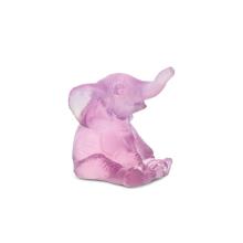 Pink Mini-Elephant Height 7 Cm | Gracious Style