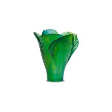 Ginkgo Green Mini Vase Height 7 Cm | Gracious Style