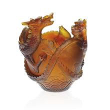 Dragon Vase Height 24 Cm | Gracious Style