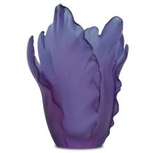 Tulip Ultraviolet Vase Height 17 Cm | Gracious Style