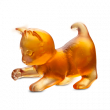 Amber Player Mini Kitten Height 4.2 Cm | Gracious Style