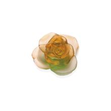 Rose Passion Green & Orange Flower Diam 11 Cm | Gracious Style