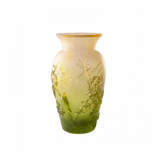 Shogo Kariyazaki Green Summer Vase Height 36 Cm | Gracious Style