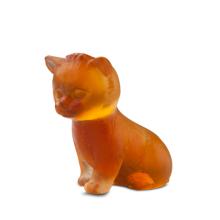 Amber Sitting Mini Kitten Height 4.5 Cm | Gracious Style