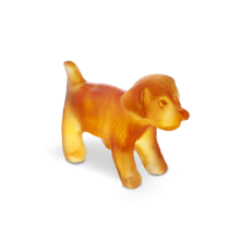 Amber Standing Mini Puppy Height 4 Cm | Gracious Style