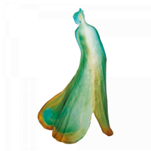 Maria-Luise Bodirsky Lady Ginkgo Height 46 Cm | Gracious Style
