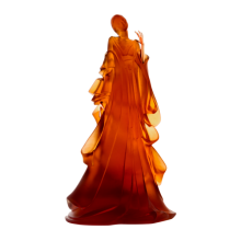 Marie-Paule Deville Chabrolle Small Amber Kabuki Height 40 Cm Length 22 Cm | Gracious Style
