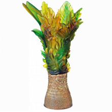Emilio Robba Borneo Magnum Vase Height 85 Cm | Gracious Style