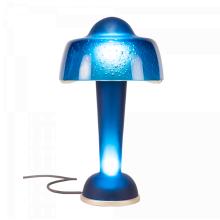 Ink Blue Resonance Lamp Height 42 Cm Diam 25 Cm (Lampshade) | Gracious Style