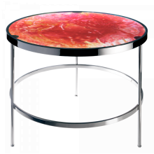 Imprevisible Solar Side Table Height 50 Cm Diam 61 Cm | Gracious Style
