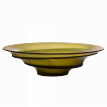 Christian Ghion Olive Green Centerpiece Height 13 Cm Diam 45 Cm | Gracious Style