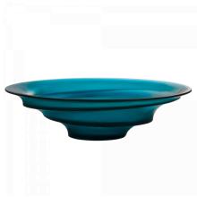Christian Ghion Blue Centerpiece Height 13 Cm Diam 45 Cm | Gracious Style
