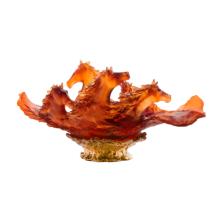 Amber Cavalcade Centerpiece Height 31 Cm Length 67 Cm | Gracious Style