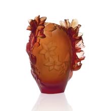 Saffron Medium Vase Height 27 Cm | Gracious Style