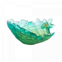 Tressage Medium Bowl Height 12 Cm Length 26 Cm | Gracious Style