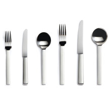 Odeon Stainless Steel Flatware | Gracious Style