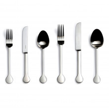 Hoffmann Stainless Steel Flatware | Gracious Style