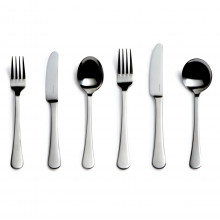 Classic Stainless Steel Flatware | Gracious Style