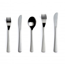 Cafe Stainless Steel Flatware | Gracious Style