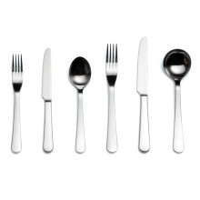 Chelsea Stainless Steel Flatware | Gracious Style