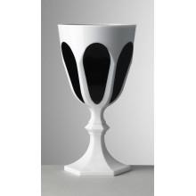Palm Beach Acrylic Water White/Black | Gracious Style