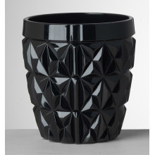Stella Black Tumbler 4.0 in. High 13.5 oz. | Gracious Style