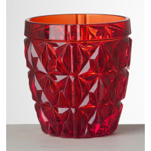 Stella Red Tumbler 4.0 in. High 13.5 oz. | Gracious Style