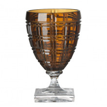 Winston Amber Water 6.0 in. High 12.0 oz. | Gracious Style