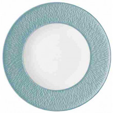 Mineral Irise Sky Blue Dinnerware | Gracious Style