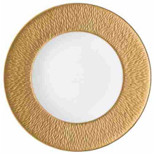 Mineral Irise Yellow Gold Dinnerware | Gracious Style
