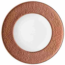 Mineral Irise Rose Gold Dinnerware | Gracious Style