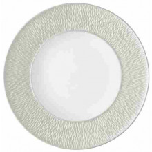 Mineral Irise Pearl Grey Dinnerware | Gracious Style