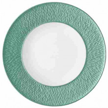 Mineral Irise Turquoise Blue Dinnerware | Gracious Style