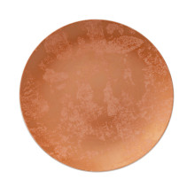 Crushed Velvet Copper Dinnerware | Gracious Style