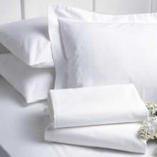 Georgetown Bed Linens, Plain 300TC White