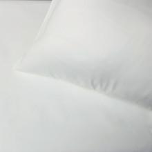 Nice Bed Linens, Plain 300TC White