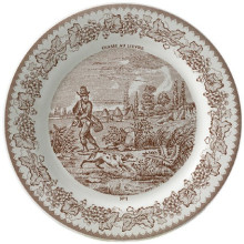 Assiettes A Themes Dinnerware | Gracious Style