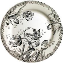 Tulipes Noires Dinnerware | Gracious Style