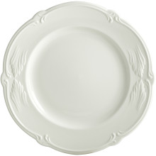 Rocaille White Dinnerware | Gracious Style