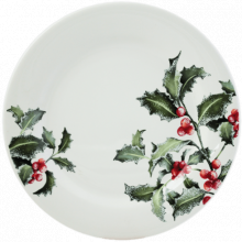 Holly Dinnerware | Gracious Style