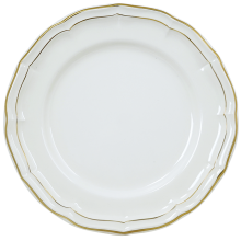 Filet Or Gold Dinnerware | Gracious Style