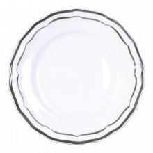 Filet Khaki Dinnerware | Gracious Style
