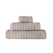 Aura Bath Towels Fog | Gracious Style