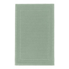 Bee Waffle Tub Mat 20 x 31 in Celery | Gracious Style