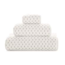 Capri Bath Towels White | Gracious Style